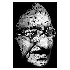 Gandhi, Art Print Wall Art Poster