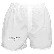 Boxer Shorts - Carolyn