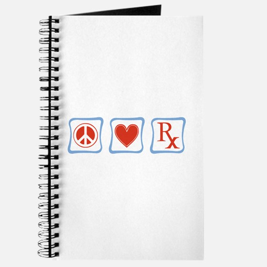 Peace, Love and Pharmacists Journal