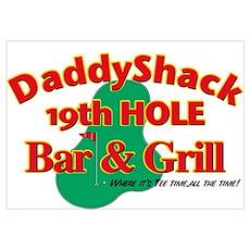 Daddyshack Wall Art Poster