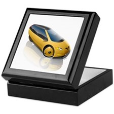 Velomobile Concept Keepsake Box
