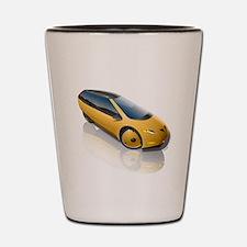 Velomobile Concept Shot Glass