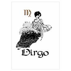 Virgo Wall Art Poster