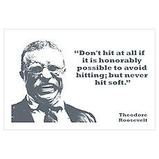 Roosevelt - Hit Soft Wall Art Poster