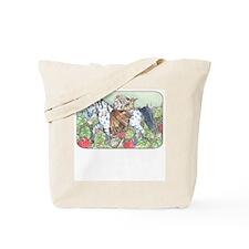 Horse Fairy/Faery & Bunnies Tote Bag