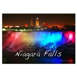 Niagara falls Framed Prints