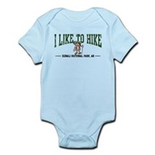 Denali Girl - Athletic Infant Bodysuit