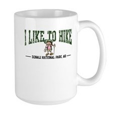 Denali Girl - Athletic Mug