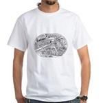 ID Visigoths White T-Shirt