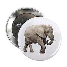 "Elephant 2.25"" Button"