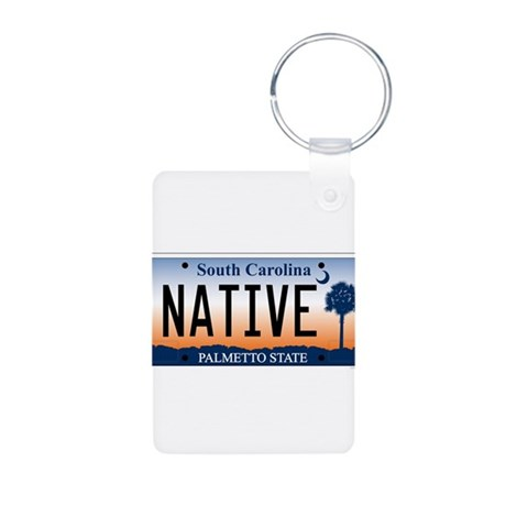 Stickers/Signs Aluminum Photo Keychain