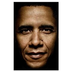 Barack Obama Wall Art Poster