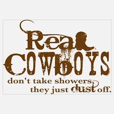 Real Cowboys Wall Art