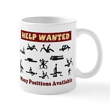 Sex Positions Mug