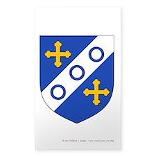 Nikolaos' Sticker (Rectangle)