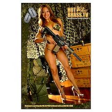Vanessa M6 AAC M2-4000 Wall Art Poster