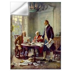 Founding Fathers Wall Art Wall Decal