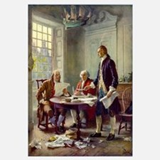 Founding Fathers Wall Art