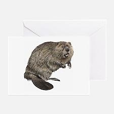 Beaver Greeting Cards (Pk of 10)