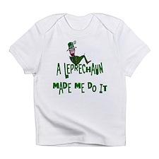 Cute Women's st patrick's day Infant T-Shirt