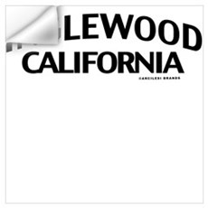 Inglewood Wall Art Wall Decal