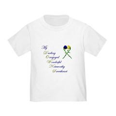 Downs Syndrome Sweetheart T