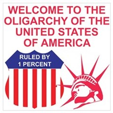 The Oligarchy Wall Art Canvas Art