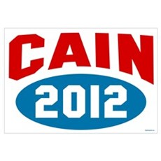 Cain 2012 Wall Art Canvas Art