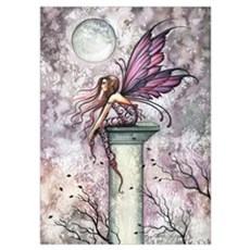 The Lookout Fairy Wall Art Poster