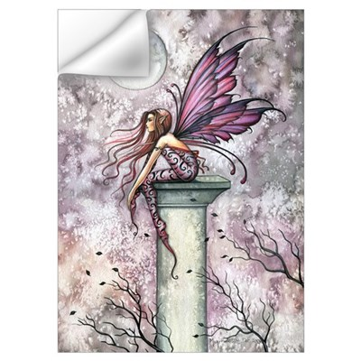 The Lookout Fairy Wall Art Wall Decal