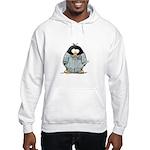 Mechanic Penguin Hooded Sweatshirt