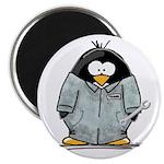 Mechanic Penguin Magnet