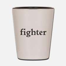 Fighter Shot Glass
