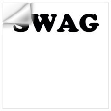 Swag Wall Art Wall Decal