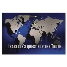 Isabelle's Quest for your wall Poster