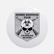 Zombie Response Team: Anchorage Division Ornament