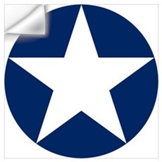 US Army Air Corps Roundel Wall Art Wall Decal
