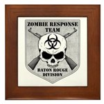 Zombie Response Team: Baton Rouge Division Framed