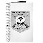 Zombie Response Team: Baton Rouge Division Journal