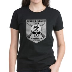 Zombie Response Team: Birmingham Division Tee