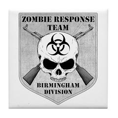 Zombie Response Team: Birmingham Division Tile Coa