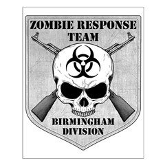 Zombie Response Team: Birmingham Division Posters