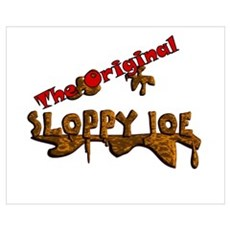 The Original Sloppy Joe V3.0 Wall Art Canvas Art