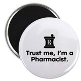 Pharmacist gifts Magnets