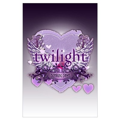Must Have Breaking Dawn #6 Wall Art Poster