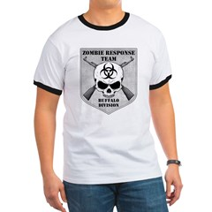 Zombie Response Team: Buffalo Division Ringer T