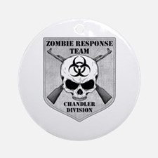 Zombie Response Team: Chandler Division Ornament (