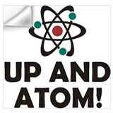 Atomic Wall Decals