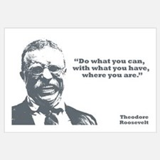 Roosevelt - What You Can Wall Art