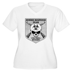 Zombie Response Team: Columbia Division T-Shirt